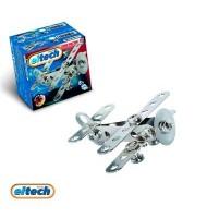 Eitech Avion jeu de construction mécanique en métal Enfant