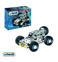 Eitech Voiture 4x4 jeu de construction mécanique en métal Enfant