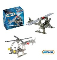 Eitech jeu de construction mécanique en métal Enfant 8 ans et +