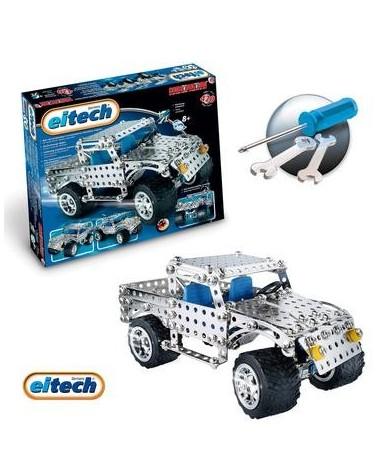 meccano voiture 4x4