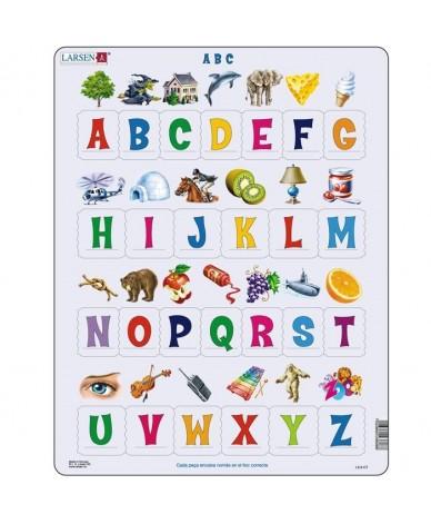 Puzzle éducatif ABC puzzle pour apprendre les lettres Puzzles en