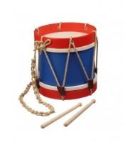 Grand tambour instrument de musique pour Enfants 3 ans et plus