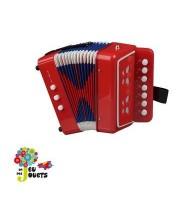 Accordéon jouet musical instrument de musique enfant 3 ans +