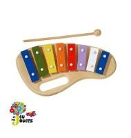 Xylophone 8 tons Instrument de musique pour enfant 3 ans et plus