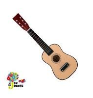 Véritable Guitare 6 cordes instrument de musique pour 3 ans +
