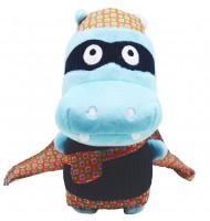 Doudou Super Zéroes Zipo l'Hippo