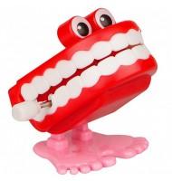 dentier sauteur mecanique