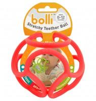 Balle d'éveil Rouge Bolli pour bébé et enfants