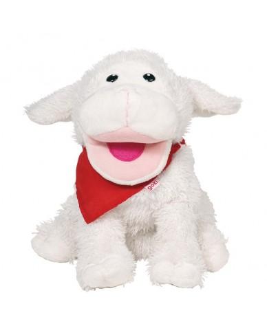 Marionnette à main Mouton animaux de la ferme
