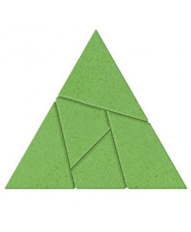 Jeu casse-tête Le Triangle en pierres ANKER 5 pièces