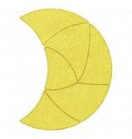 Jeu casse-tête La Lune en pierres ANKER 6 pièces
