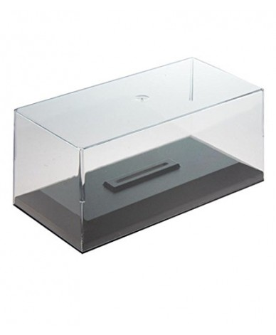boite vitrine en plexiglass 1 43 pour voiture miniature. Black Bedroom Furniture Sets. Home Design Ideas