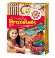 Coffret fabrication bracelet d'amitié 5 ans