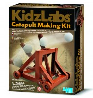 Kit de construction catapulte