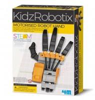 Kit pour fabriquer une main de Robot motorisée