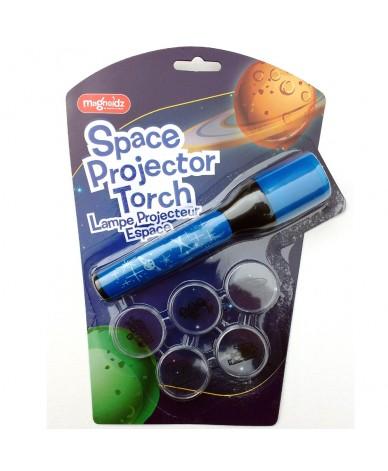 Lampe torche projecteur Espace