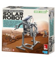 Kit Robot solaire coffret de construction Green Science