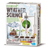 Kit Science Météo coffret de construction Green Science