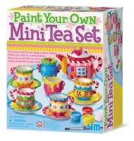 Kit Peinture céramique service à thé