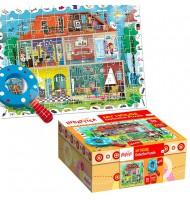 Puzzle Ma maison Puzzle détective Ludattica 5 +