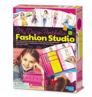 Coffret dessins de mode Fashion Studio