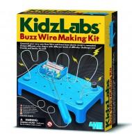 Kit fabriquer un parcours électrique Kidzlabs