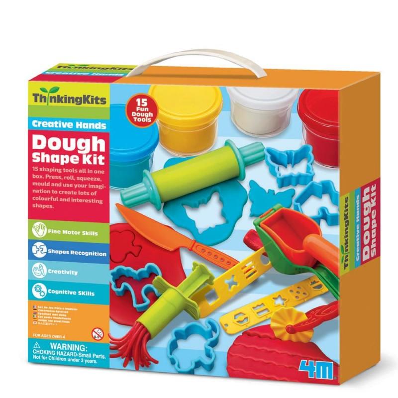 Kit de pâte à modeler et accessoires pour enfants