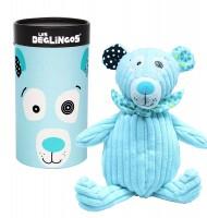 Doudou Simply Déglingos Illicos l'ours polaire