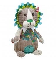 Peluche Original Déglingos Jélékros le lion