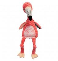 Peluche Original Déglingos Flamingos le flamant rose