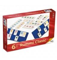Jeu de société Rummi classique 6 joueurs