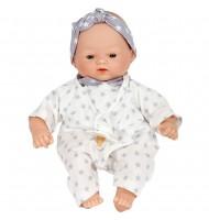 Poupée poupon réaliste en vinyle Little Babies Stars 26 cm
