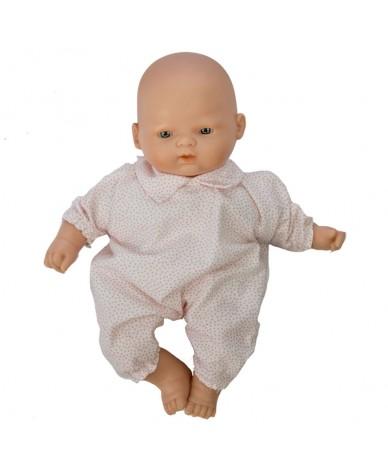 Poupée poupon réaliste en vinyle Little Babies Florence Rosa 26 cm