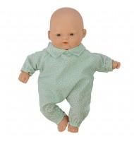 Poupée poupon réaliste en vinyle Little Babies Florence Verde 26 cm