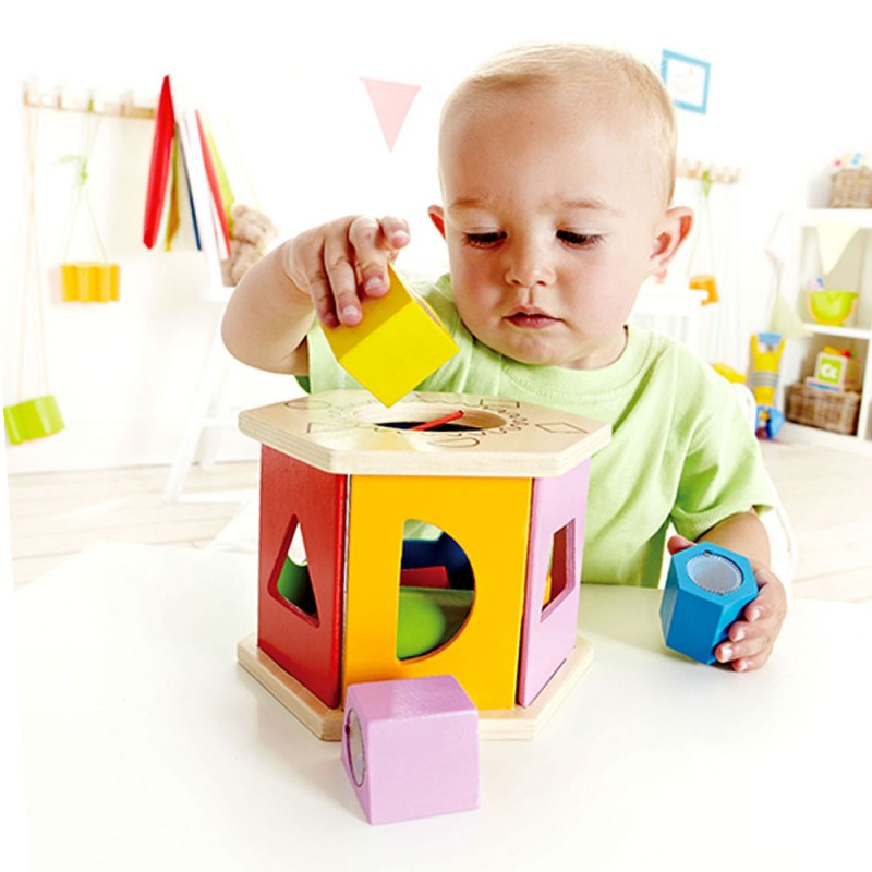 jouet bebe 12 mois en bois