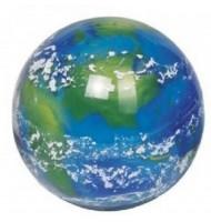 Balle rebondissante Terre Planète 49 mm Jouet Enfant 3 ans +