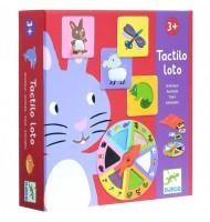 Loto tactile des Animaux Djeco Enfants 3 ans