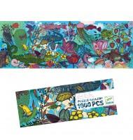 Puzzle 1000 pièces enfants Djeco Gallery Terre et Mer