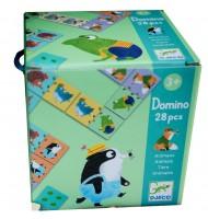 Grands Dominos des Animaux Djeco dès 2 ans