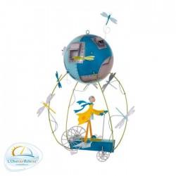 Mobile schlumpeter Enfant et Avion l'Oiseau bateau