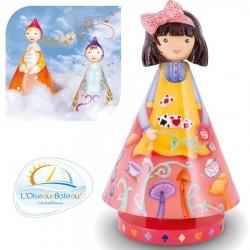 Boite à musique bébé Musicole Alice l'Oiseau bateau